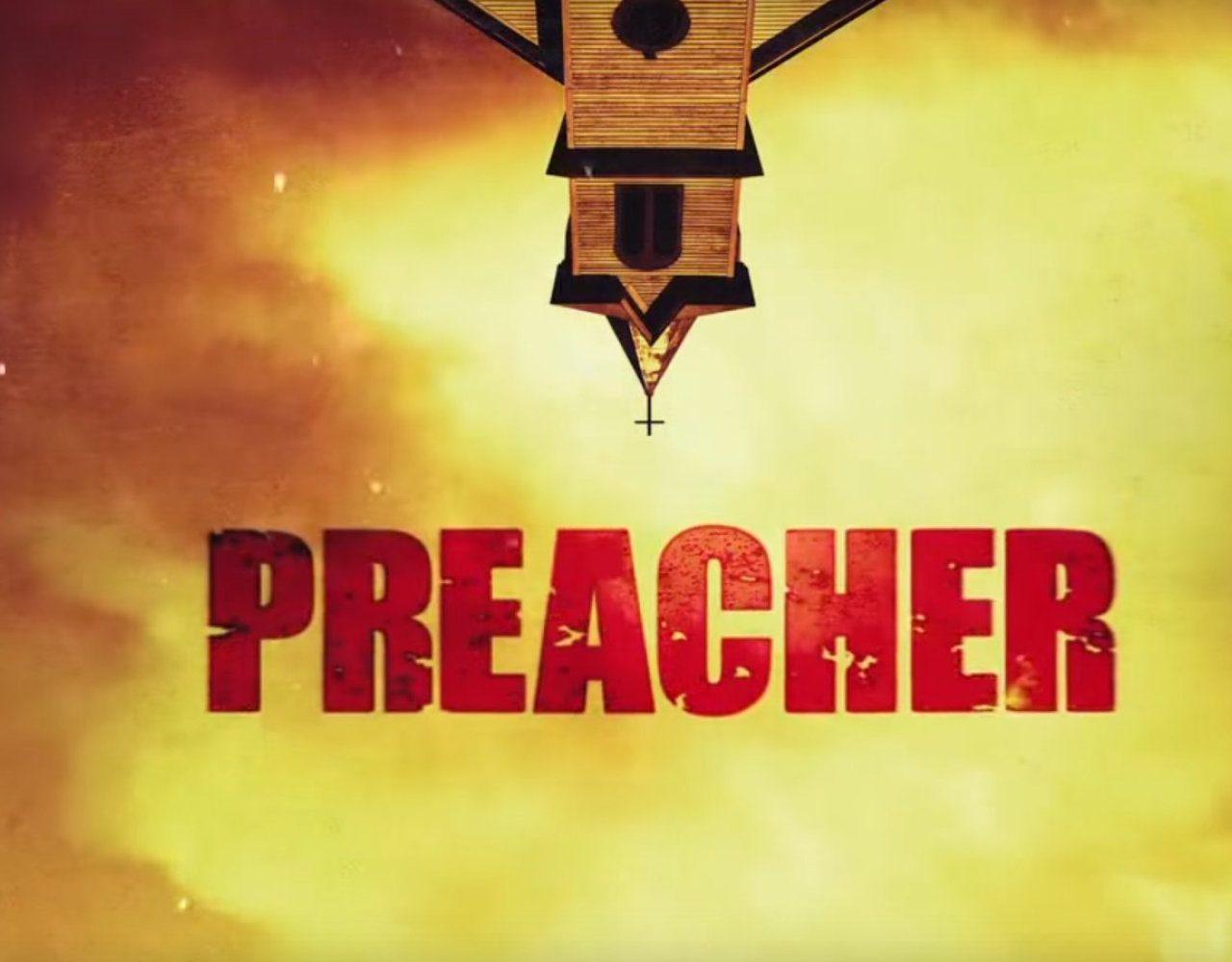 Preacher copertina