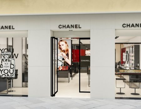 facciata beauty boutique chanel a venezia