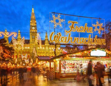 mercatini di natale vienna