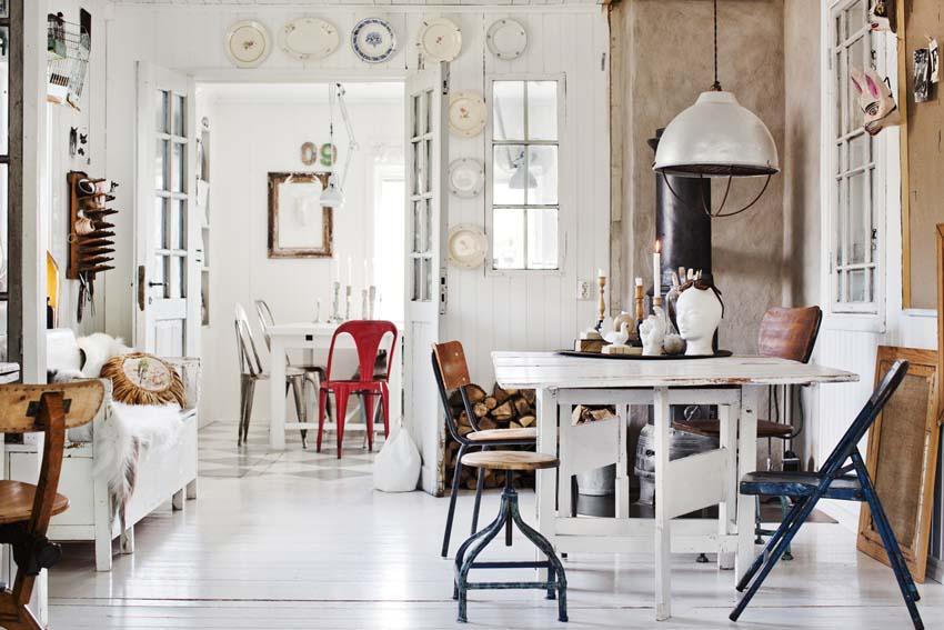Arredamento Moderno E Vintage.Arredamento Vintage Tra Stile Retro E Design That S All Trends