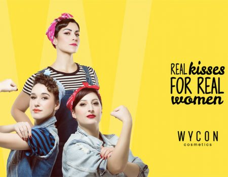 real kisses for real women wycon cosmetics vincitrici