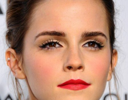 Emma Watson - make-up