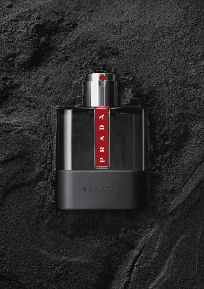 Luna Rossa Carbon: la nuova fragranza maschile di Prada