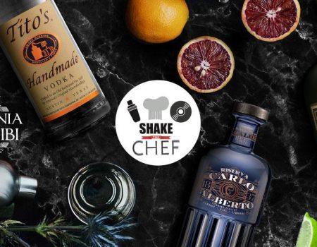 Shake the chef