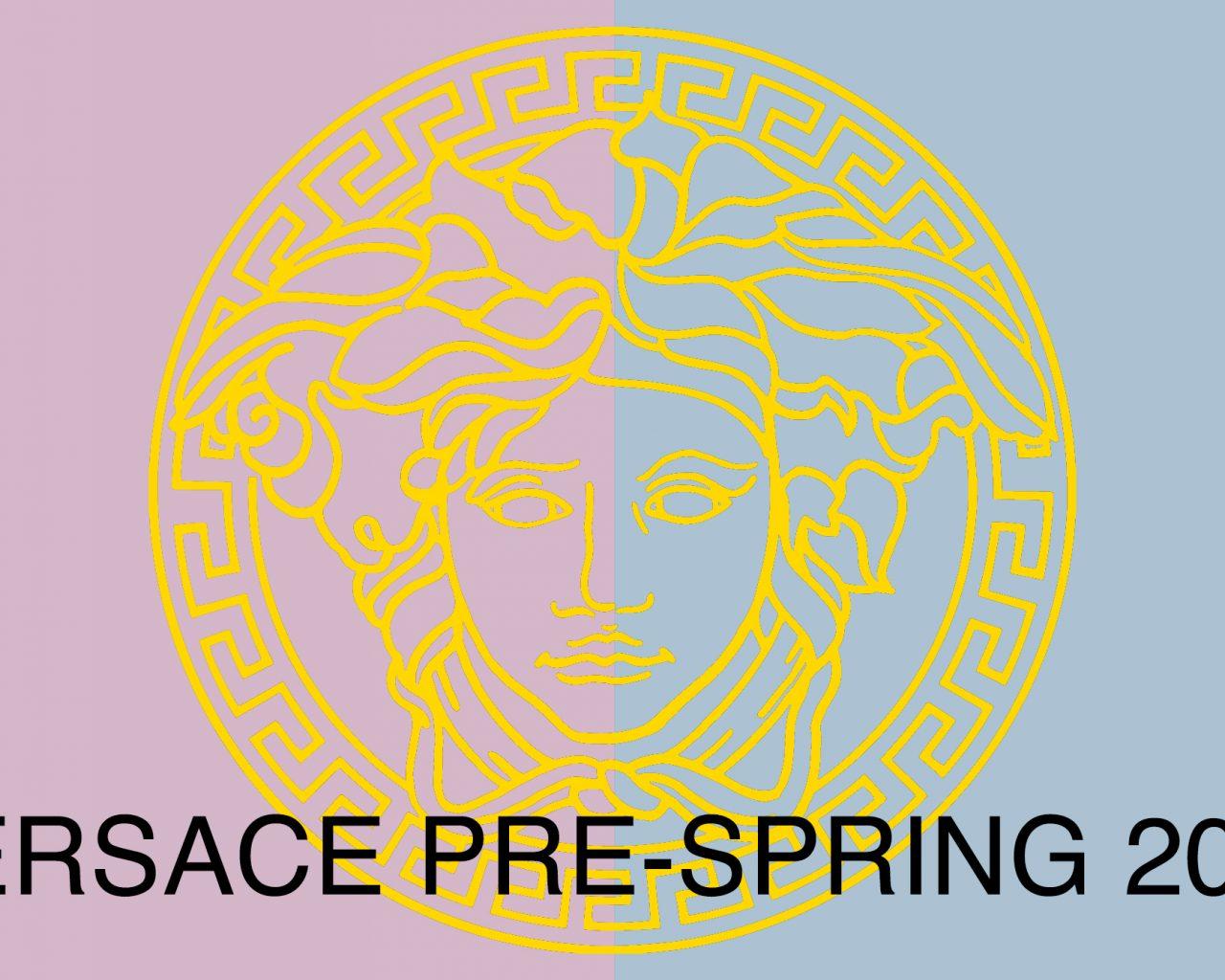 Versace Pre-Spring 2018
