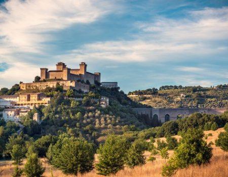 viaggio nel cuore dell'Italia