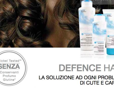 Defence Hair. BioNike rilancia la linea dedicata ai capelli