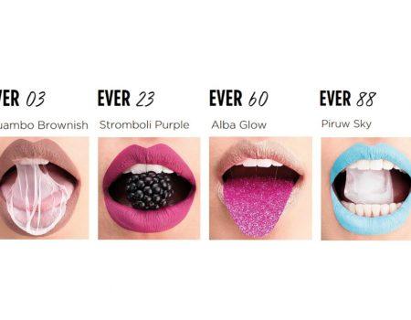 Ever Liquid Lipstick di We Make-up. Review