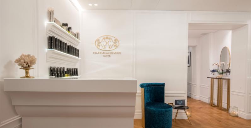 """Charme & Cheveux Suite. A Milano la prima """"Luxury Suite"""" per i capelli"""
