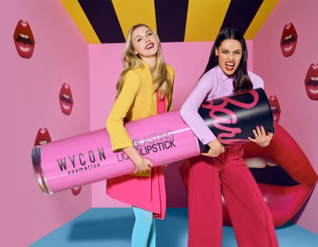 Wycon Loves Barbie – Long lasting liquid lipstick: Limited edition