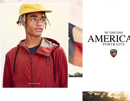 Blauer USA - American Portraits S/S 2018