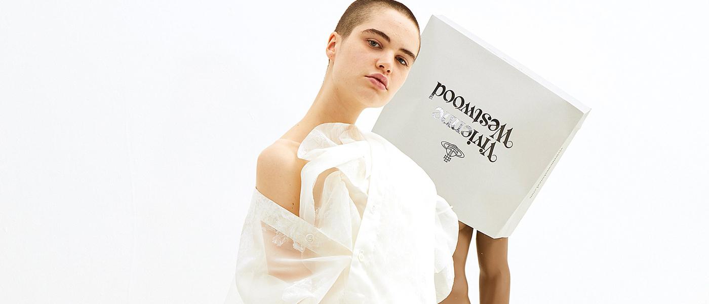 Andreas Kronthaler per Vivienne Westwood bridal
