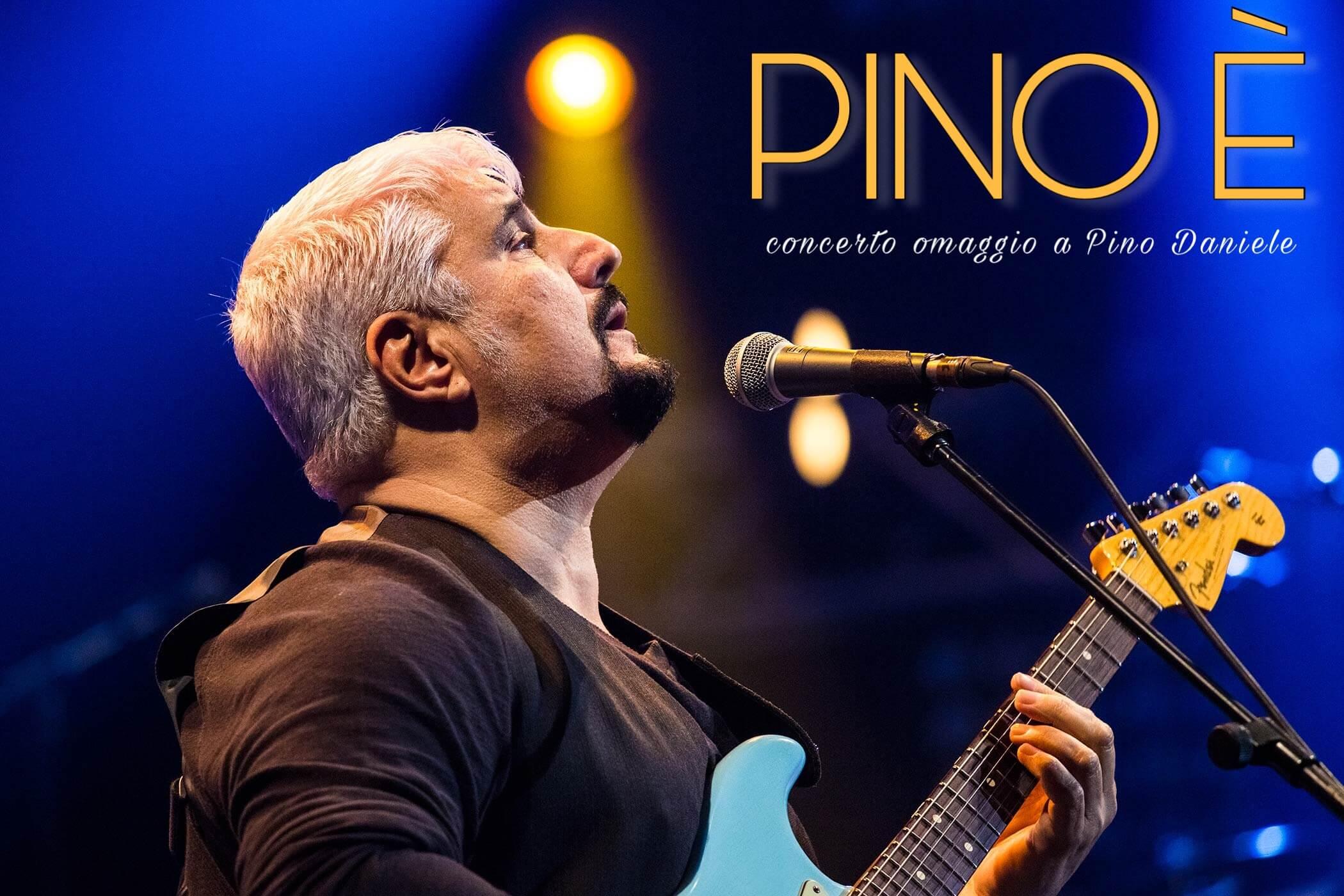 concerto omaggio a Pino Daniele