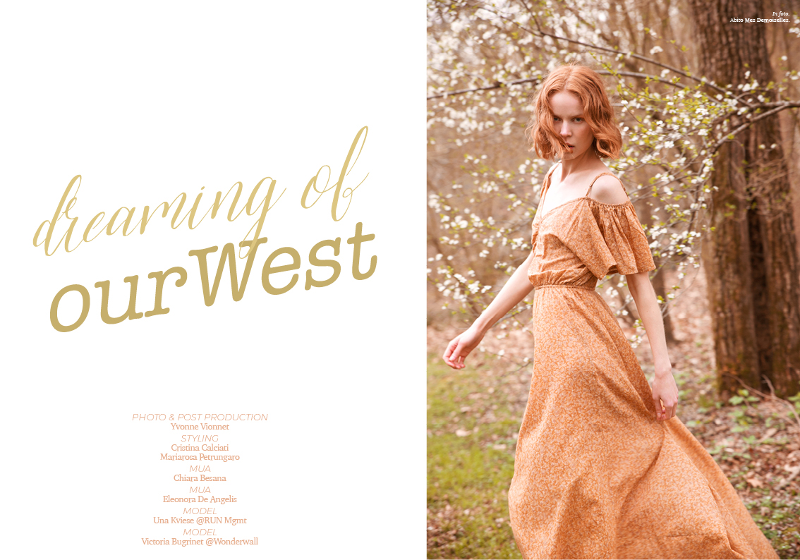Dreaming of our West Editorial - Page 1