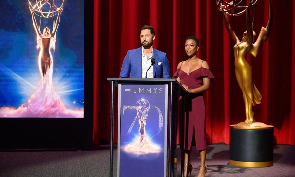 candidature degli Emmy 2018