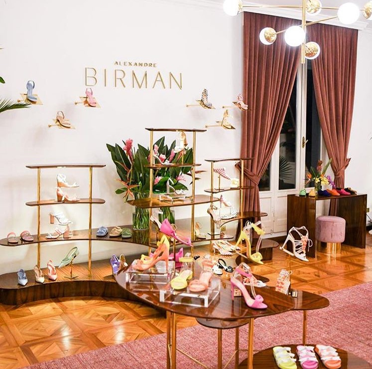 alexandre birman showroom