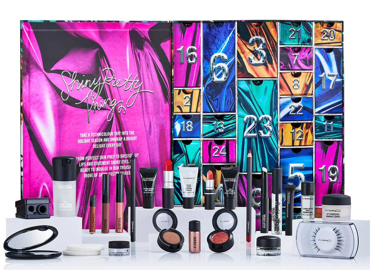 calendario dell'avvento beauty 2018