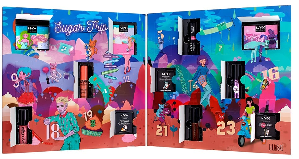 Calendario Dellavvento Kiko.Calendari Dell Avvento Beauty 2018 Countdown All Insegna