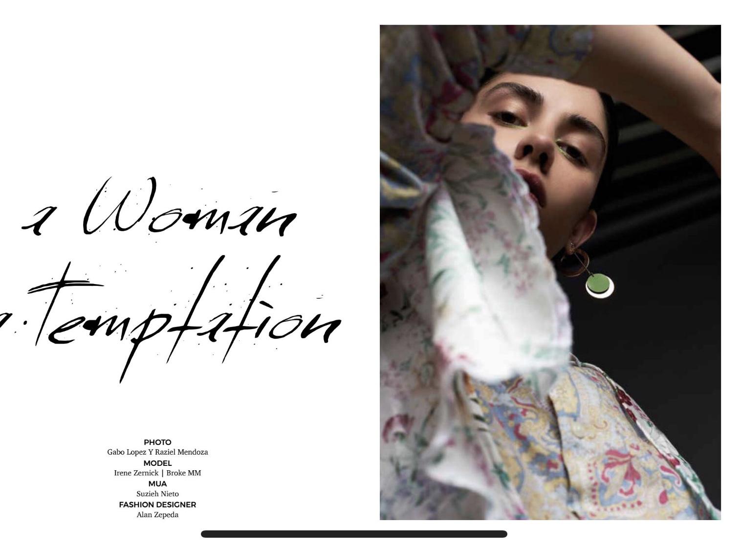 A Woman, A Tentation