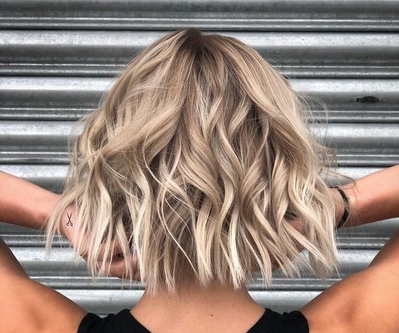 tagli di capelli 2019