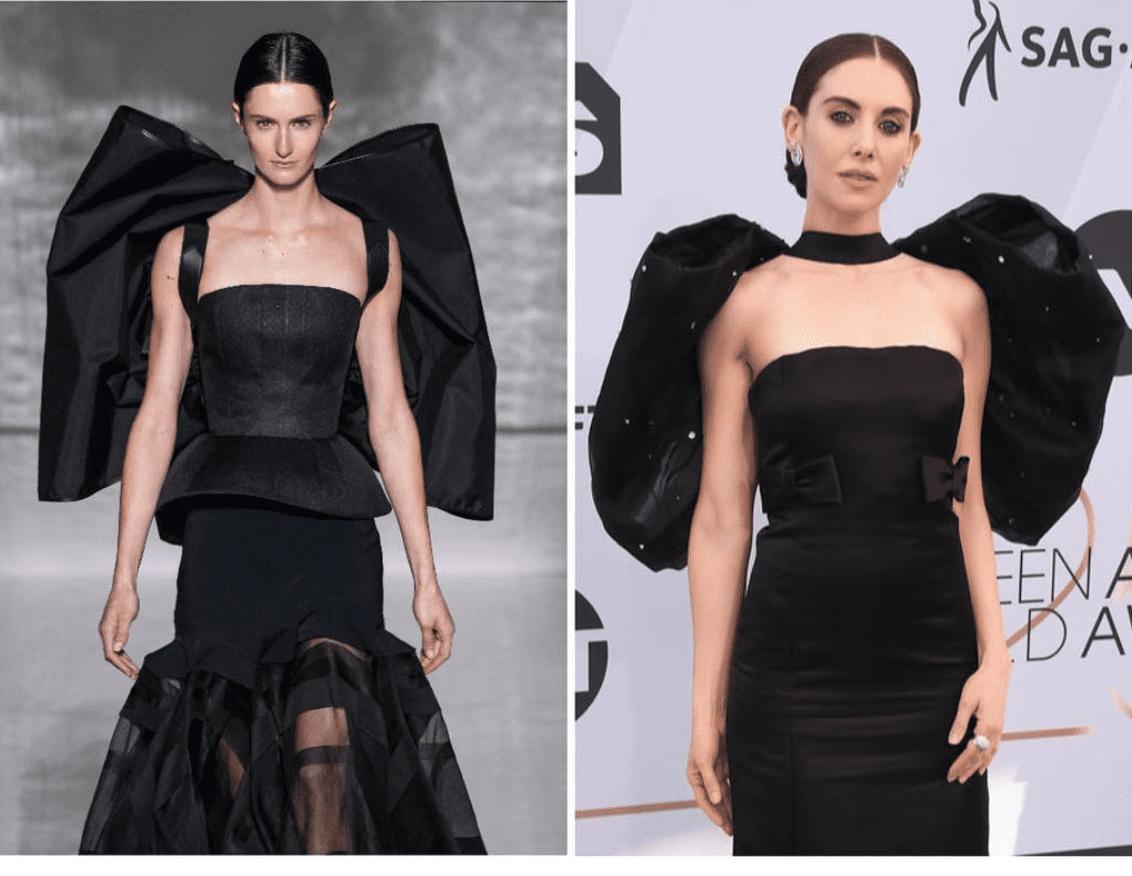 ispirazione vs copia _ Givenchy ss 2019 Miu Miu 2019