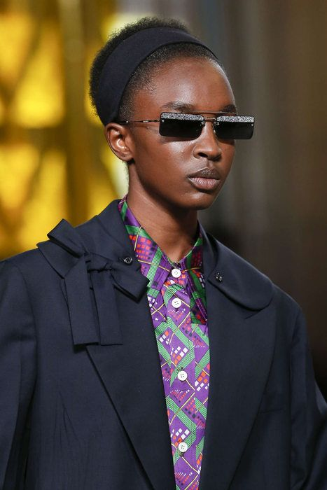 accessori primavera estate 2019 _ Prada sunglasses