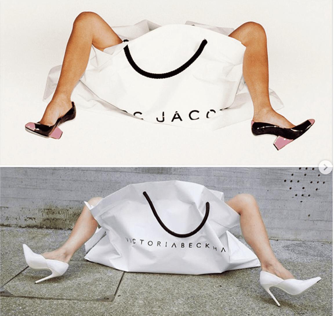 ispirazione vs copia_Victoria Beckham marc jacobs