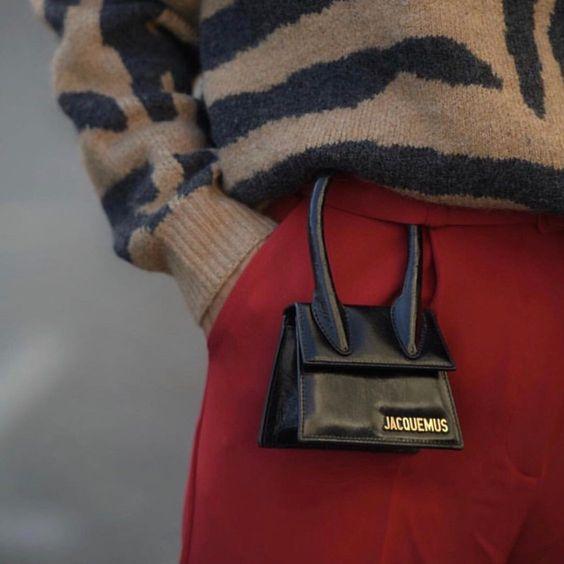accessori primavera estate 2019 _ jacquemus miniblack