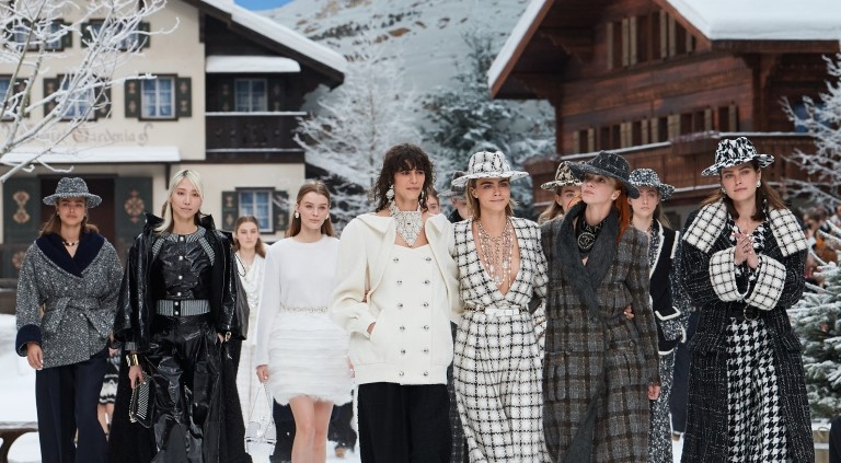 Chanel fw 2019/20