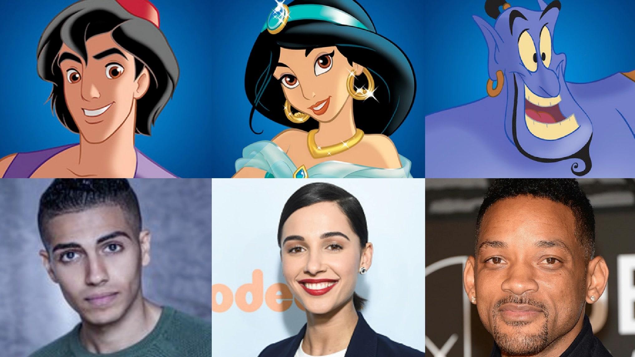 Aladdin al cinema_ personaggi