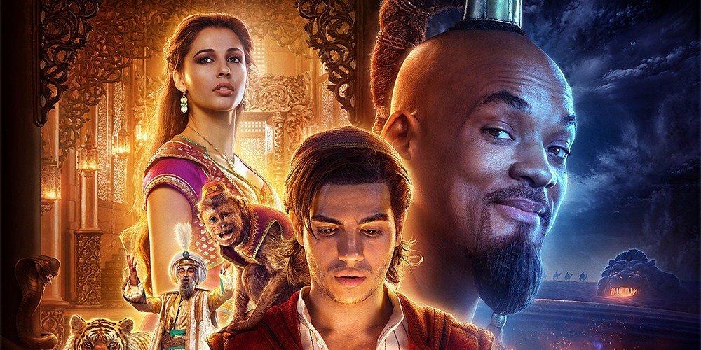 Aladdin al cinema