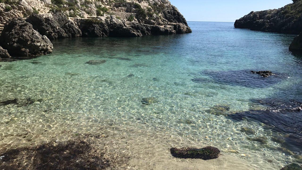 Spiagge più belle del salento cala dell'acquaviva