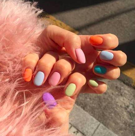 Summer Nails 2019