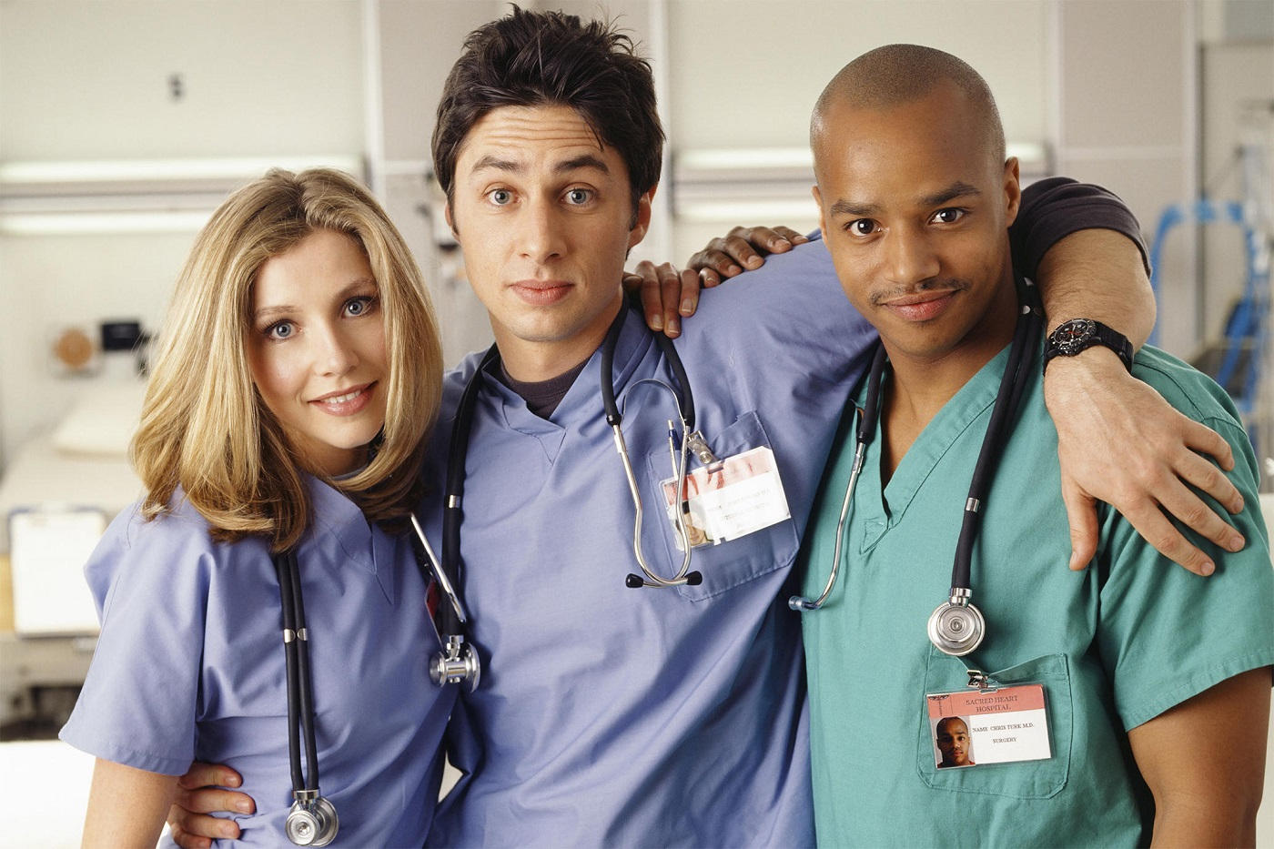 scrubs - serie tv