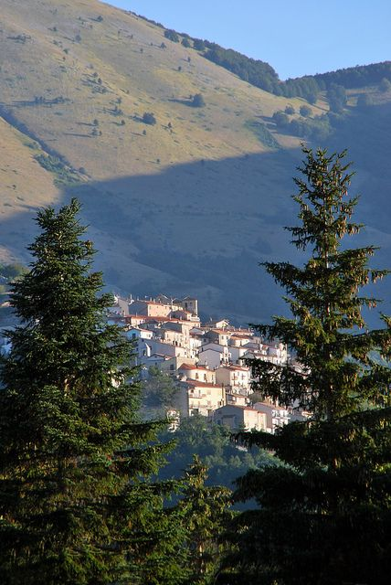 agosto in montagna a civitella
