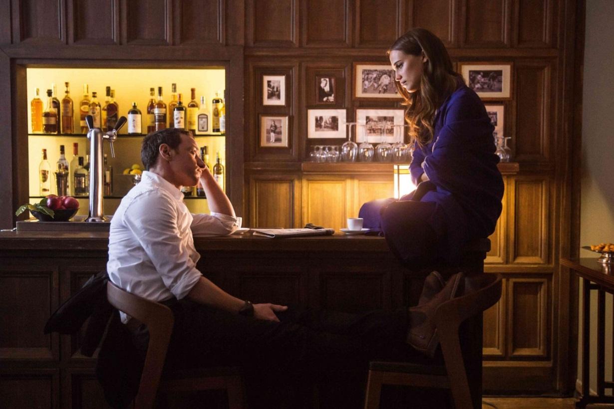 James McAvoy Agosto 2019 al cinema