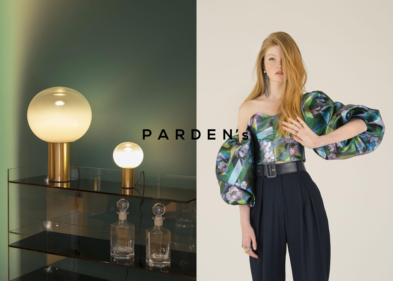 PARDEN's