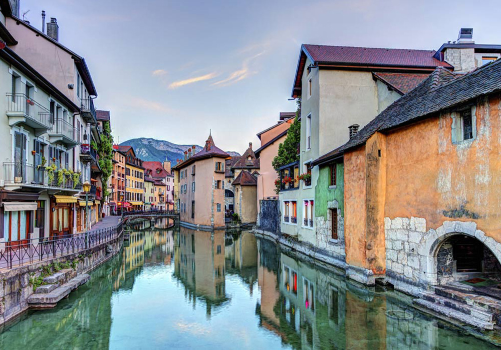 Annecy traversata ferragosto