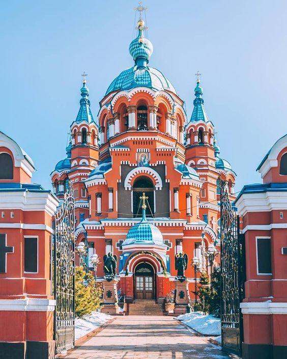 viaggio in siberia a Kazan