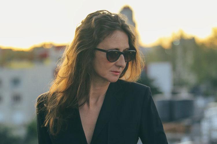 la regista Lucrecia Martel