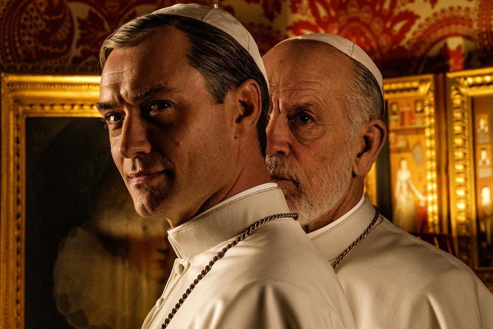 Jude Law e John Malkovich