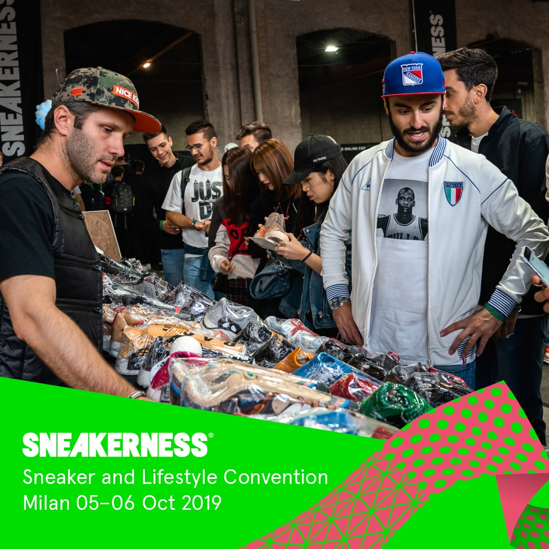 Sneakerness 2019