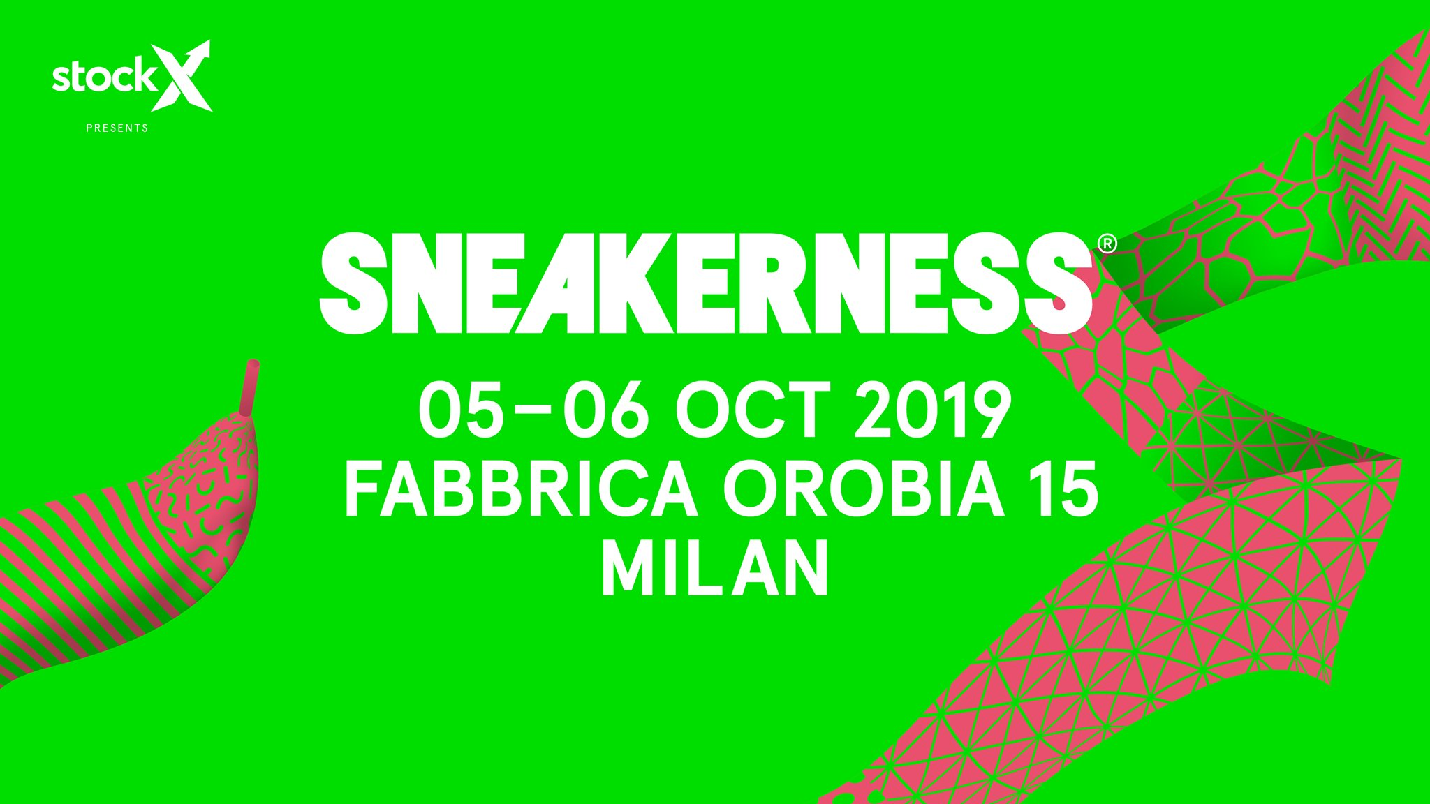 Sneakerness 2019 milano