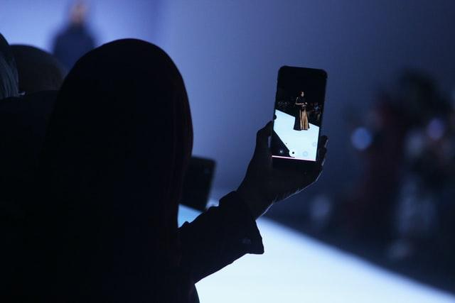 fashion week in digitale_show