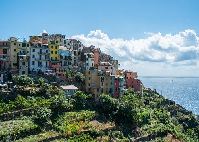 Passeggiate in italia