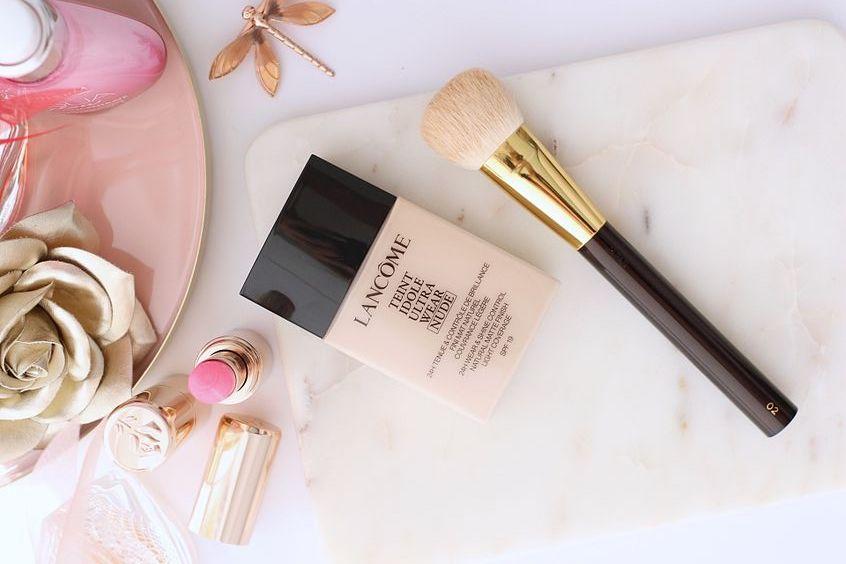 Lancome makeup cover